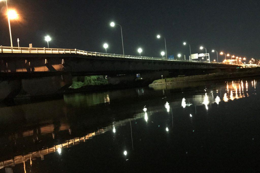 多摩川六郷橋